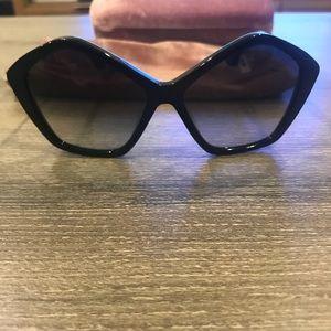 090909a4a70 Miu Miu Accessories - Miu Miu Acetate   Metal Star sunglasses.